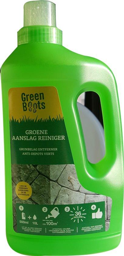 Green Boots - Groene aanslag reiniger - concentraat voor 200 m2