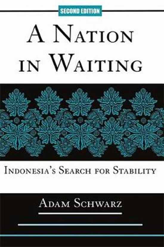 A Nation In Waiting, Second Edition