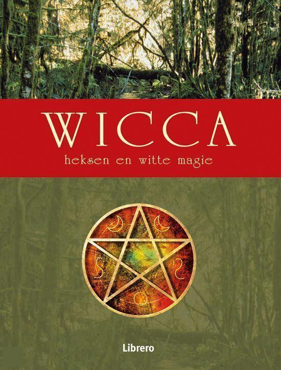 Wicca heksen en witte magie pap