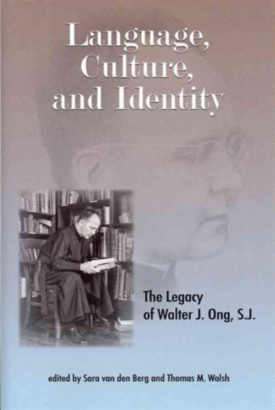 Boek cover Language, Culture and Identity van  (Paperback)