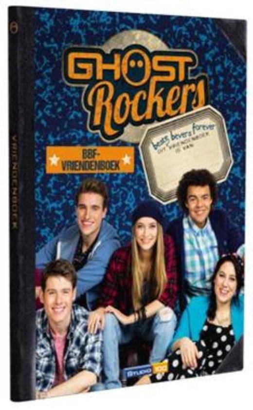 Ghost Rockers: vriendenboek