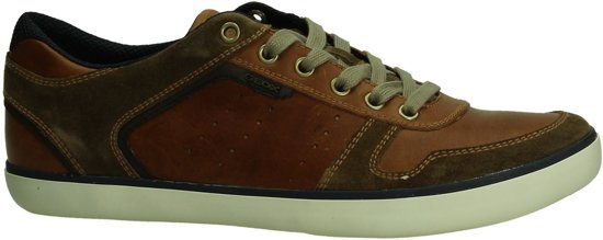 Geox Gris Casual Chaussures Hommes Occasionnels Avec Lacer 52FpyZQiZ