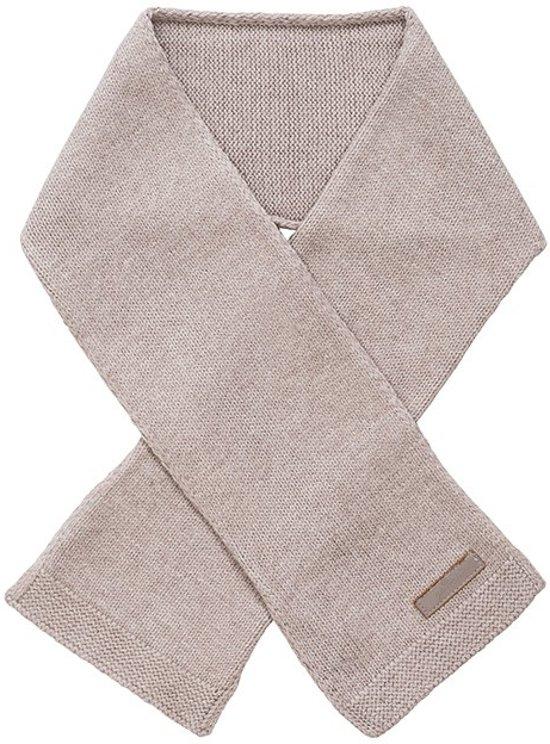 95015915863e37 bol.com | Jollein natural knit sjaal zandkleurig
