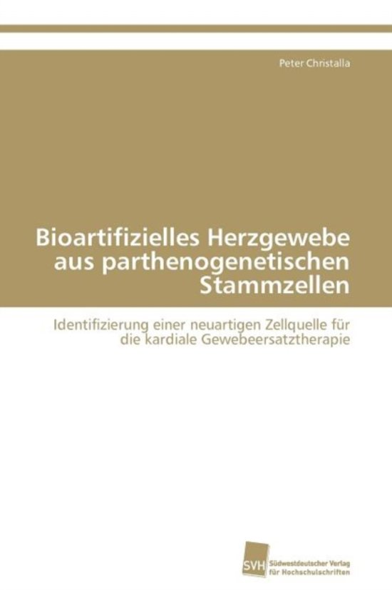 bol.com   Bioartifizielles Herzgewebe Aus Parthenogenetischen ...