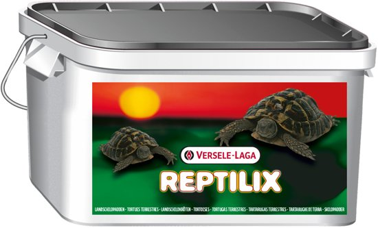 Versele-Laga Reptilix Landschildpad Korrels 4 l 1 kg