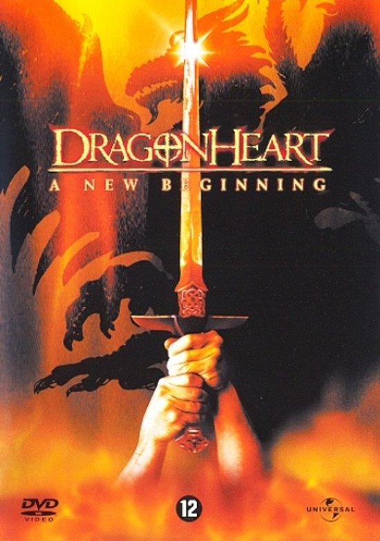 Cover van de film 'Dragonheart 2 - New Beginning'
