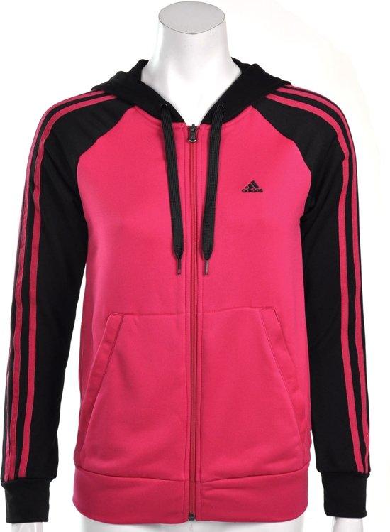 bol.com | adidas Young Knit Suit - Trainingspak - Dames ...