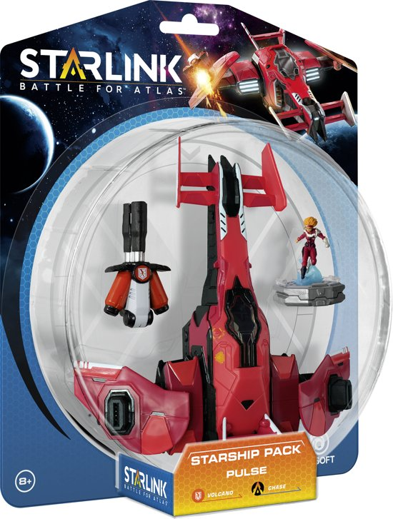 Starlink - Starship Pack: Pulse