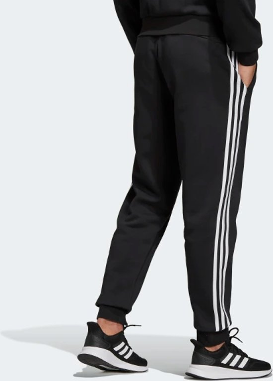 | adidas Essentials 3 Stripes Fleece trainingsbroek