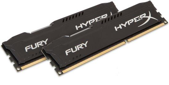 Kingston HyperX FURY 8GB DDR3 1333MHz (2 x 4 GB)