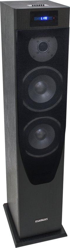MADISON MAD-CENTER160BK 80W Zwart luidspreker