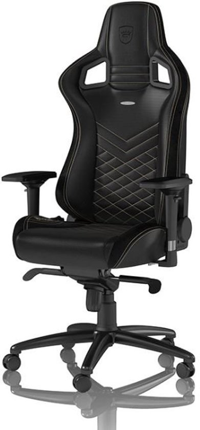 Noblechairs EPIC Gaming Chair, Goud
