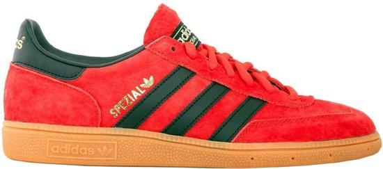 adidas schoenen met rode strepen