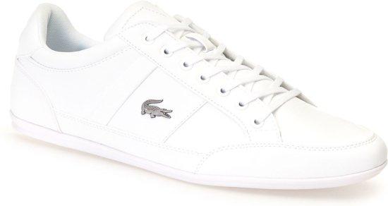 9c782390428ddb Lacoste Heren Sneakers Chaymon Bl - Wit - Maat 42