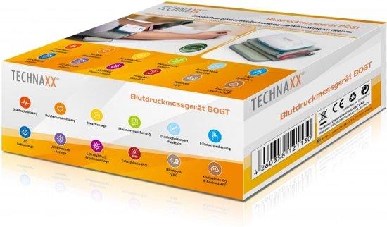 Technaxx B06T Bovenarm Automatisch