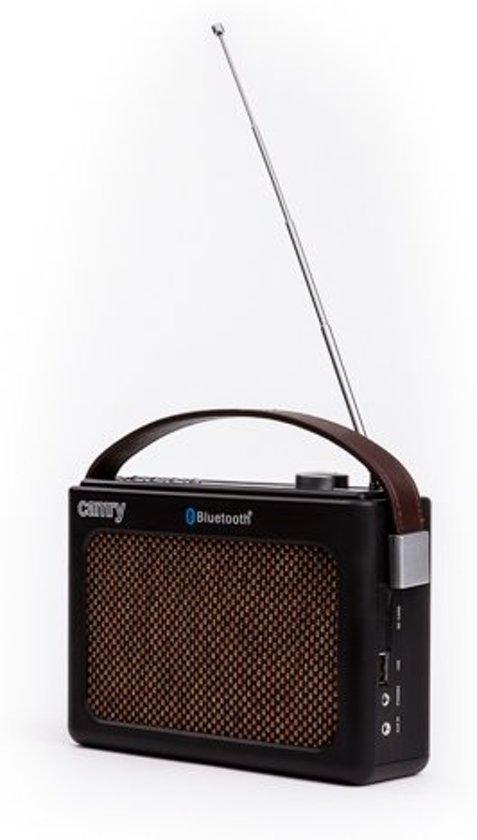 Camry CR 1158 - Radio - draagbaar - bleutooth