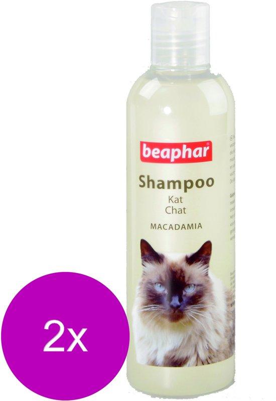 Beaphar shampoo macadamia - 2 st à 250 ml