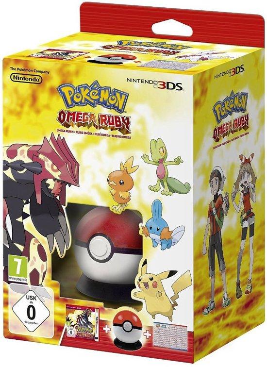 Pokemon Omega Ruby + Card Case - 2DS + 3DS kopen
