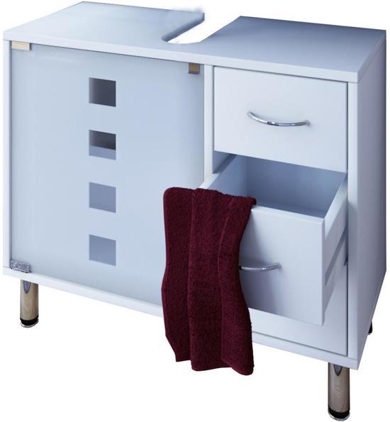 bol.com | Badkamer meubel onderkast Darola wit