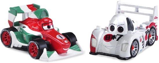 AppMATes Cars 2 Francesco Bernoulli & Shu Todoroki