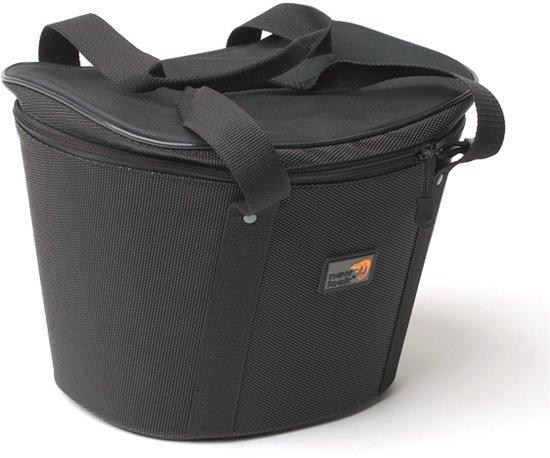New Looxs Clipper Fietstas - 15 l - black