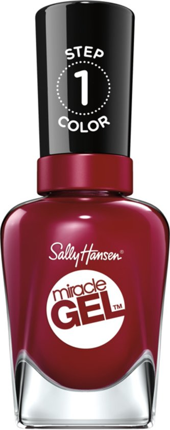 Sally Hansen Miracle Gel Gelnagellak - 440 Dig Fig