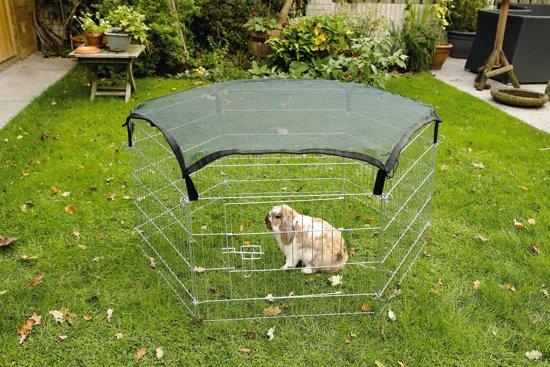 Afdeknet ten behoeve van konijnenren, artikel 275600.