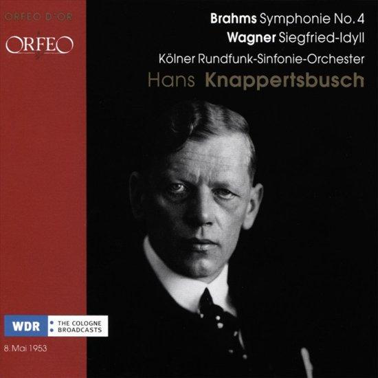 Brahms, Wagner; Knappertsbusch
