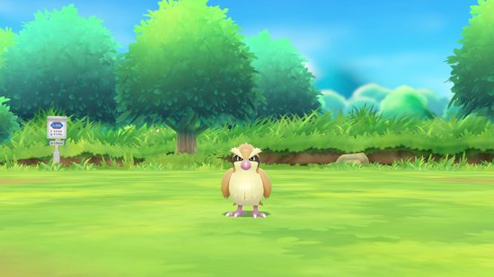 Pokemon Let's Go Eevee Switch