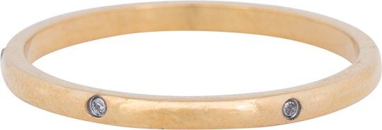 iXXXi Jewelry - Vulring - Elegance - Goudkleurig - 2mm - Maat 20