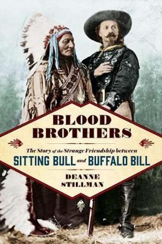 Bol Blood Brothers Deanne Stillman 9781476773520 Boeken