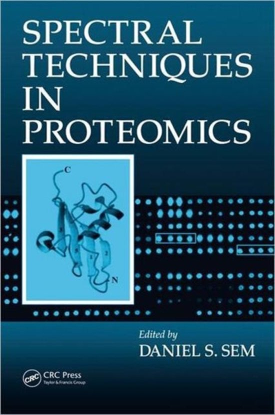 Spectral Techniques In Proteomics