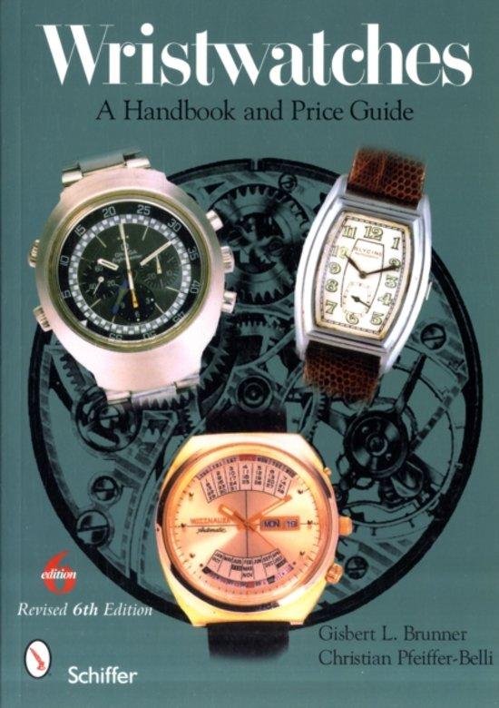 Boek cover Wristwatches van Gisbert L. Brunner (Paperback)