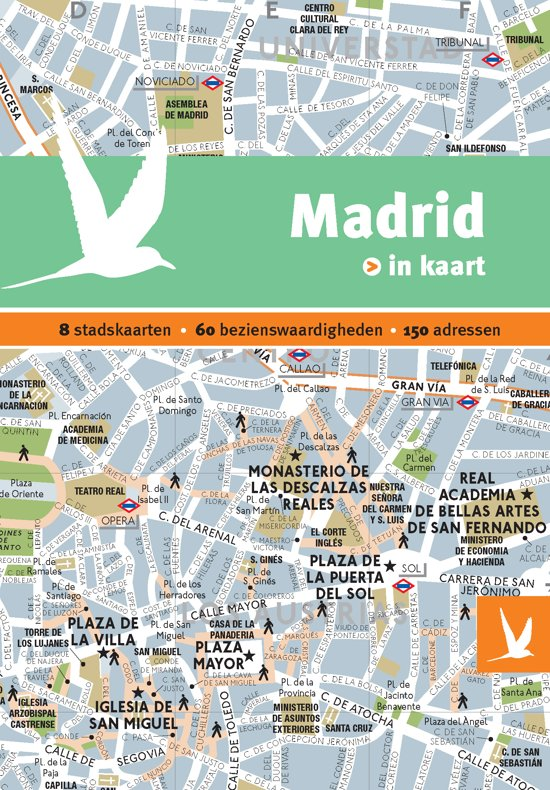 laurence-blanchar-dominicus-stad-in-kaart---madrid-in-kaart