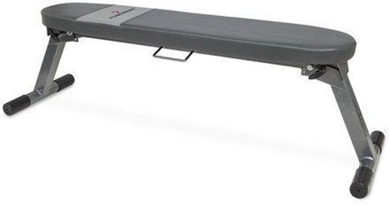 Admirable Bol Com Powermark 412 Foldable Flat Bench Bralicious Painted Fabric Chair Ideas Braliciousco