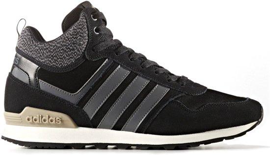 Schoenen Zwart 46 10xt Wtr Mid Sneakers Adidas SpUxwqp