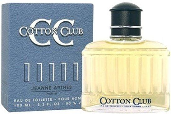 | Jeanne Arthes Cotton Club 100ml eau de toilette Mannen