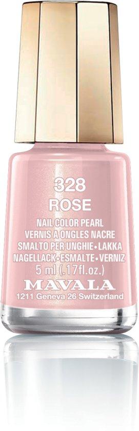 Mavala Nagellak 328 Rose  - Roze