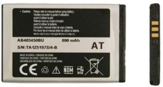 Samsung E590 Batterij origineel AB-403450BU