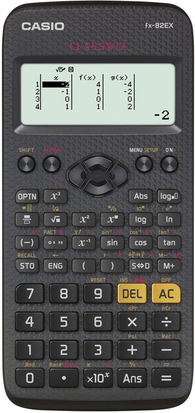 Afbeelding van Casio rekenmachine FX82EX