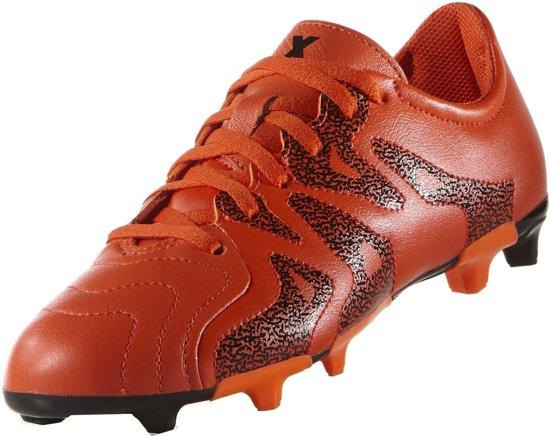 97a9302e964 bol.com | Adidas Voetbalschoenen X 15.3 Fg-ag Oranje Junior Maat 36
