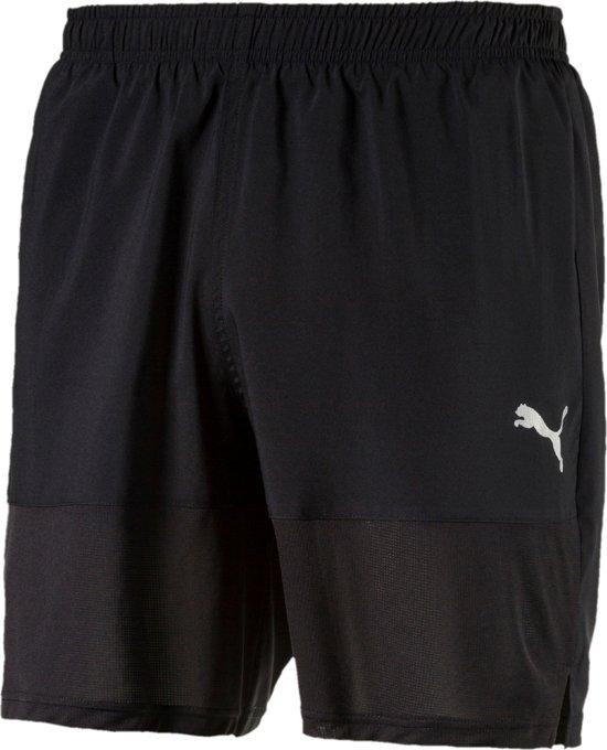 PUMA Ignite 7' Short Sportshort Heren - PUMA Black