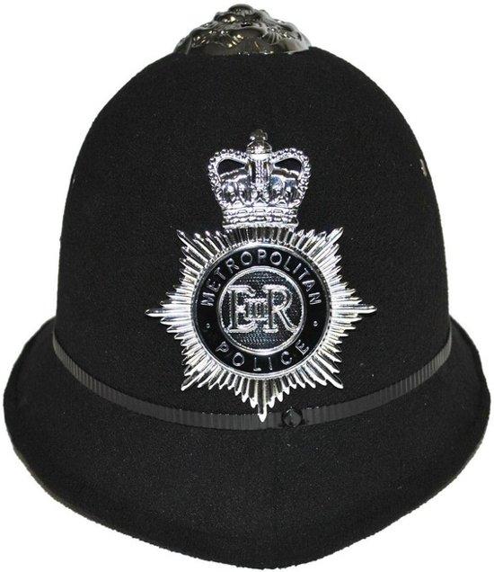 Politie helm voor volwassenen
