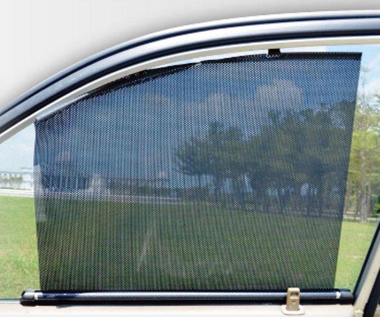 Jippie's zonnescherm auto