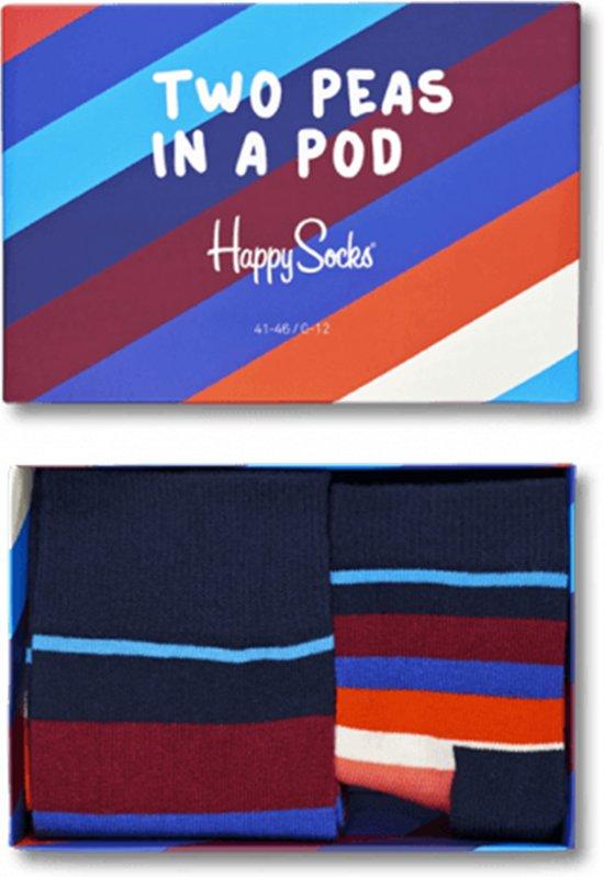 Happy Socks Two Peas In A Pod Giftbox Sokken Maten 0 12mnd En 41 46