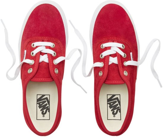 Authentic White Vans Unisex Maat true Scooter 44 pig Sneakers 5 Suede fwqwO7Tx