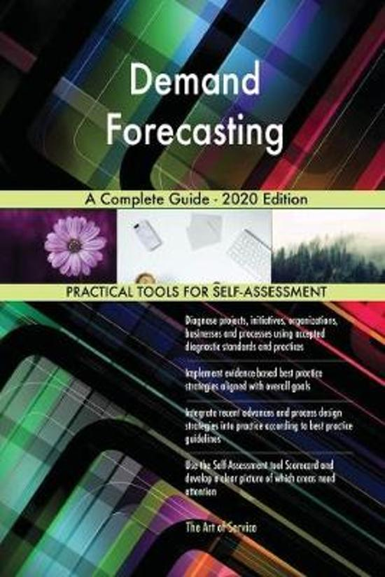 Demand Forecasting a Complete Guide - 2020 Edition