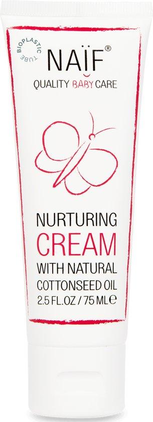 Naïf Vette Crème - 75 ml -  voor baby's en kids