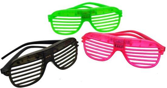 4716e88d15b7af Shutter shades brillen met verlichting -
