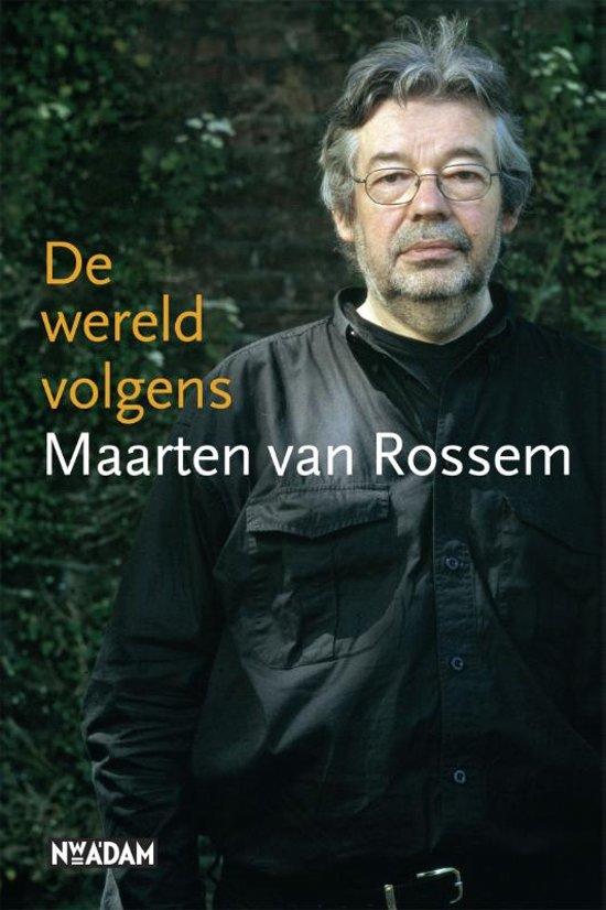 Boek cover De wereld volgens Maarten van Rossem van Maarten van Rossem (Paperback)